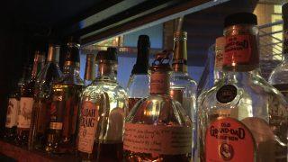 ウイスキーのシングルが通常の1.5倍もある45mlだからお得なんです
